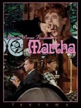 locandina del film MARTHA