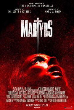 locandina del film MARTYRS (2015)