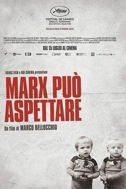locandina del film MARX PUO' ASPETTARE
