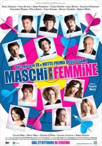 locandina del film MASCHI CONTRO FEMMINE
