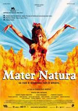 locandina del film MATER NATURA