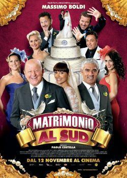 locandina del film MATRIMONIO AL SUD