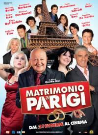 locandina del film MATRIMONIO A PARIGI