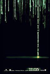 locandina del film MATRIX REVOLUTIONS