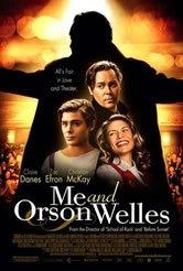 locandina del film ME AND ORSON WELLES