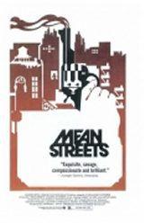locandina del film MEAN STREETS