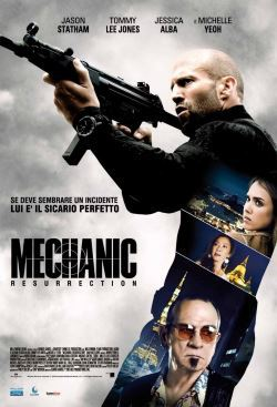 locandina del film MECHANIC: RESURRECTION