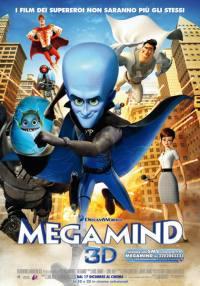 locandina del film MEGAMIND