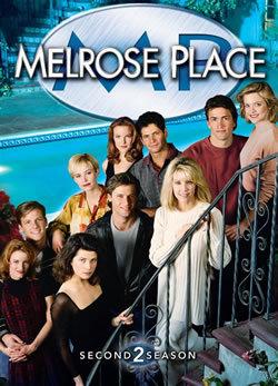 locandina del film MELROSE PLACE - STAGIONE 2