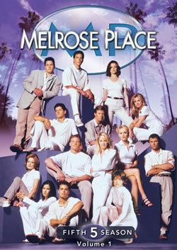 locandina del film MELROSE PLACE - STAGIONE 5