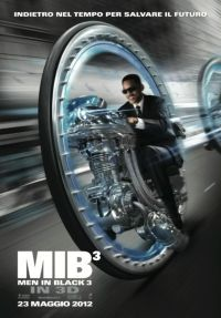 locandina del film MEN IN BLACK 3