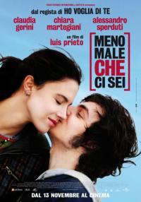locandina del film MENO MALE CHE CI SEI