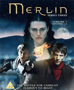 locandina del film MERLIN - STAGIONE 3