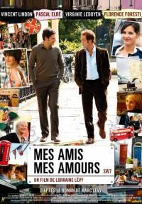 locandina del film MES AMIS, MES AMOURS