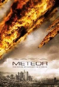 locandina del film METEOR - PATH TO DESTRUCTION