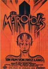locandina del film METROPOLIS (1927)