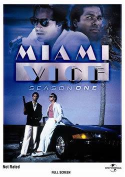 locandina del film MIAMI VICE - STAGIONE 1