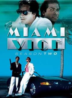 locandina del film MIAMI VICE - STAGIONE 2