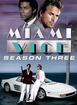 locandina del film MIAMI VICE - STAGIONE 3