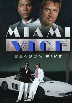 locandina del film MIAMI VICE - STAGIONE 5