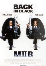 locandina del film MEN IN BLACK II