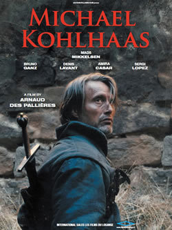 locandina del film MICHAEL KOHLHAAS