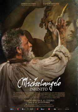 locandina del film MICHELANGELO - INFINITO