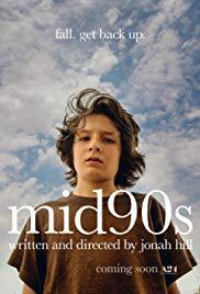 locandina del film MID90S