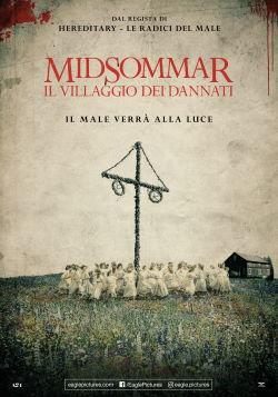locandina del film MIDSOMMAR - IL VILLAGGIO DEI DANNATI