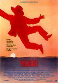 locandina del film MILAGRO