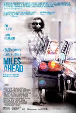 locandina del film MILES AHEAD