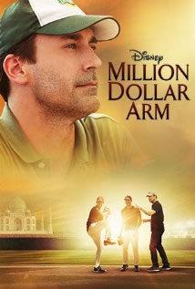 locandina del film MILLION DOLLAR ARM