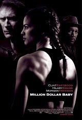 locandina del film MILLION DOLLAR BABY
