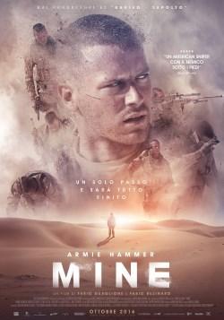 locandina del film MINE