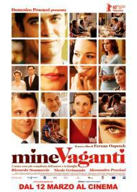 locandina del film MINE VAGANTI