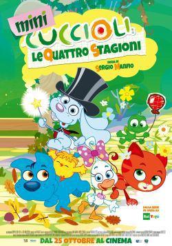locandina del film MINICUCCIOLI - LE QUATTRO STAGIONI