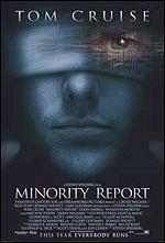 locandina del film MINORITY REPORT