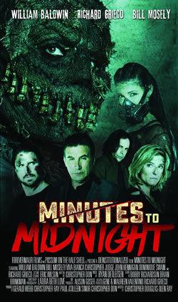locandina del film MINUTES TO MIDNIGHT
