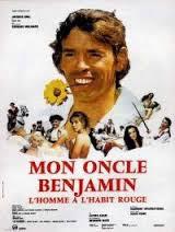 locandina del film MIO ZIO BENIAMINO - L'UOMO DAL MANTELLO ROSSO