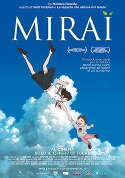 locandina del film MIRAI
