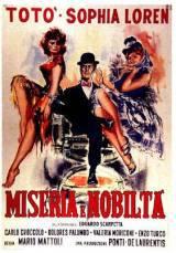 locandina del film MISERIA E NOBILTA'
