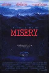 locandina del film MISERY NON DEVE MORIRE