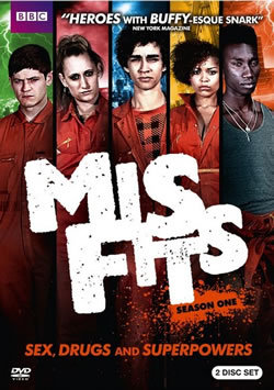 locandina del film MISFITS - STAGIONE 1