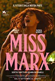 locandina del film MISS MARX