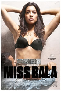 locandina del film MISS BALA