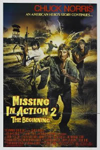 locandina del film MISSING IN ACTION
