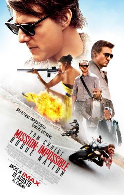 Mission: Impossible – Rogue Nation (2015 – SubITA)