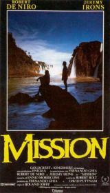 locandina del film MISSION