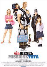 locandina del film MISSIONE TATA