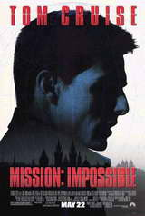 locandina del film MISSION: IMPOSSIBLE